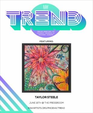 Taylor Steele -RAW-Phoenix presents TREND